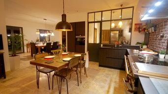 Restructuration et réhabilitation d'un espace non utilisé pour créer un logement