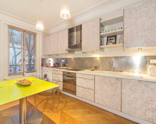 Cuisine classique photos et id es d co de cuisines - David l enfant du placard ...