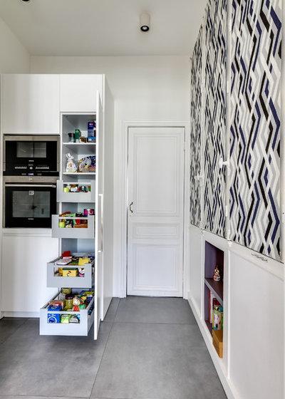 besoin d 39 une astuce rangement cuisine pour stocker vos aliments en voici 10. Black Bedroom Furniture Sets. Home Design Ideas