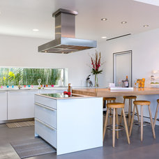 Contemporary Kitchen by Dupuis Design
