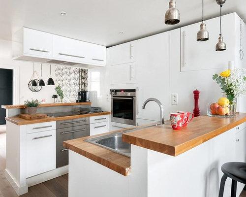cuisine scandinave photos et id es d co de cuisines. Black Bedroom Furniture Sets. Home Design Ideas