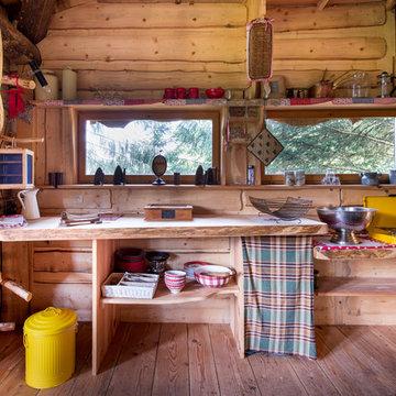 SLG : CHEZ MURIELLE - Cuisine montagnarde