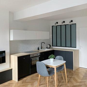 ST-ANTOINE - Meublé 30 m2