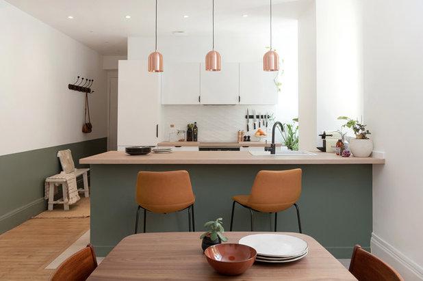 Scandinavian Kitchen by Anouck Charbonnier