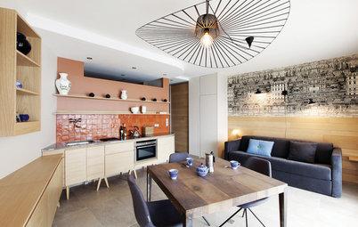 Zoom luminaire : La suspension Vertigo sublime et poétise les plafonds