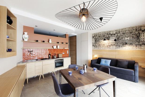 zoom luminaire la suspension vertigo sublime et po tise les plafonds. Black Bedroom Furniture Sets. Home Design Ideas