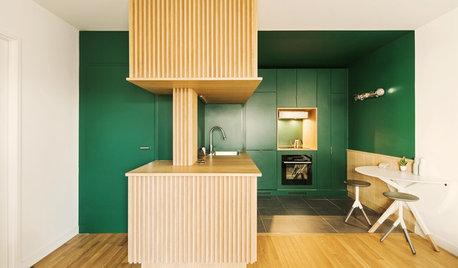 24 Alluring Kitchen Colour Ideas & Combinations