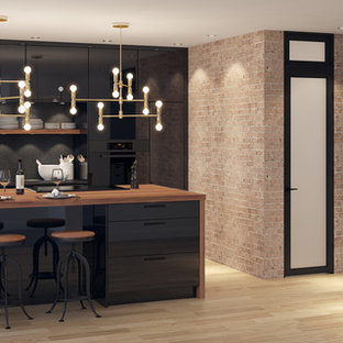 The Industrial Chic / L'Industrielle Chic