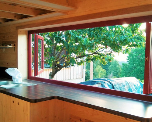 Modern Clermont-Ferrand Kitchen Design Ideas, Renovations & Photos