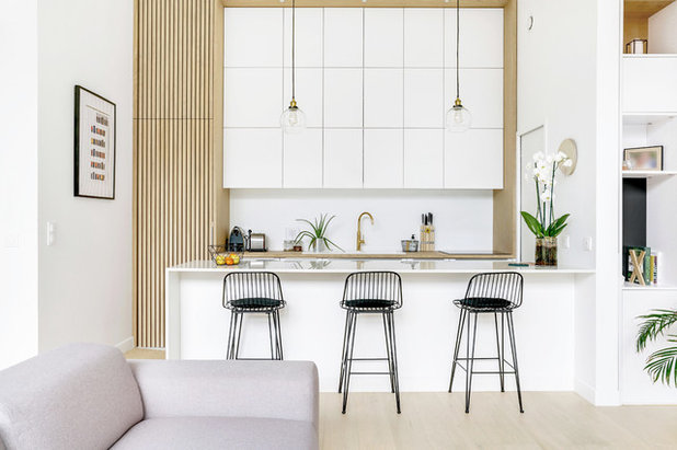 Scandinave Cuisine by MarionTArchitecture
