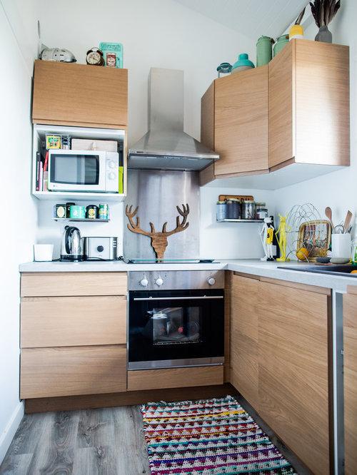 petite cuisine photos id es d co et am nagement de petites cuisines quip es. Black Bedroom Furniture Sets. Home Design Ideas