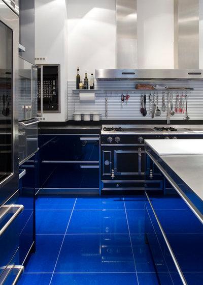 Quel sol choisir pour une cuisine fonctionnelle et facile for Quel parquet pour une cuisine