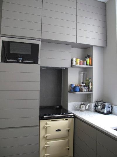 Trend Mini-Küche: Die besten Tipps zum Einrichten kleiner Küchen | {Miniküche einrichten 34}