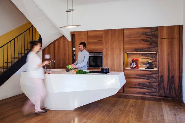 Das Weiße Futuristische Küche Design Von Gorenje   2014 11 04, Möbel