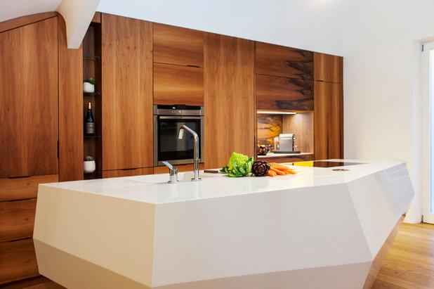 Contemporain Cuisine by Charlotte Raynaud Studio - Design & Espaces