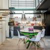 Houzz Tour: A Stylish Mezzanine Expands a Small Apartment