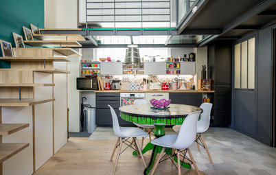 Suivez le Guide : Un loft entièrement aménagé en quatre mois