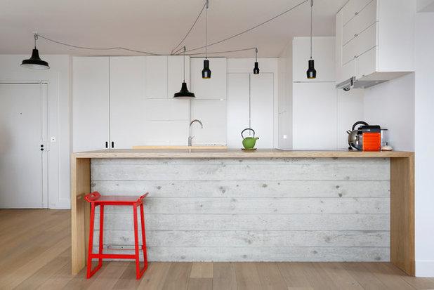 Skandinavisch Küche By 37.2 Architecture