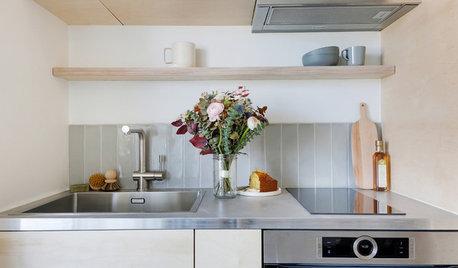 11 astuces pour installer et optimiser une cuisine dans un studio