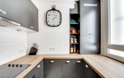 Cucina del Mese: Bella e Funzionale in Soli 6 Mq
