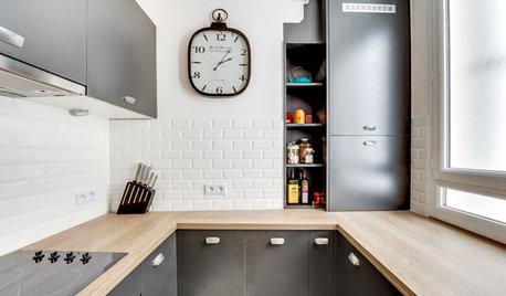 13 Ideen für die Gestaltung kleiner Küchen