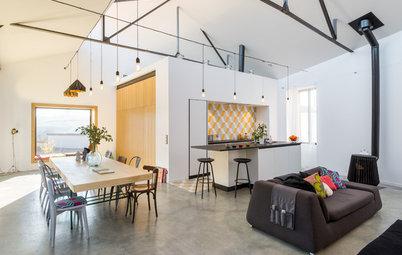 La maison idéale de Vincent, créateur du Blog Esprit Design