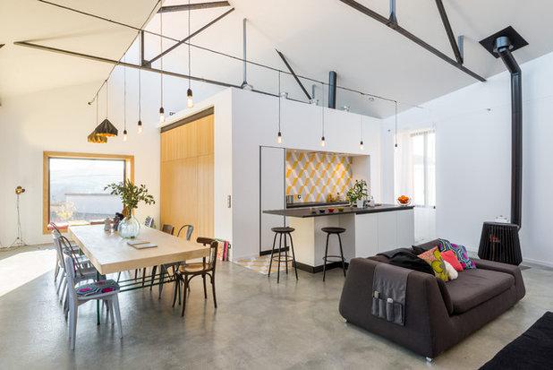 Industrial Kitchen by Aurélien Vivier