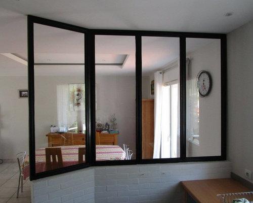 verriere industrielle type atelier. Black Bedroom Furniture Sets. Home Design Ideas