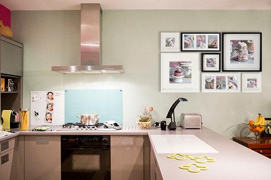 Modern Kitchen Wall Decor kitchen wall decor | houzz