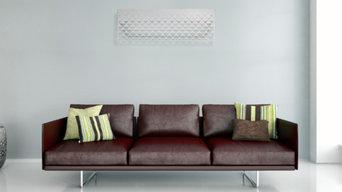 Afdækning af varmepumper og air conditionere i minimalistiske hjem