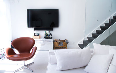 My Houzz: Before-and-After of a Danish Editor's Home