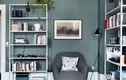 Petroleumsfarvede danske hjem – derfor er de populære verden over