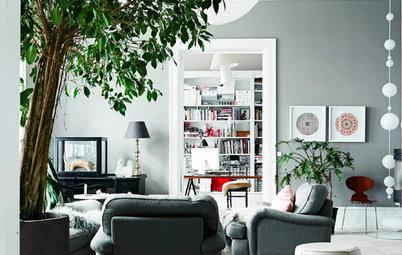 6 smarta tips som ger vardagsrummet nytt liv – helt gratis!