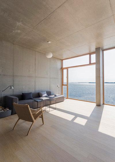 Skandinavisch Wohnbereich by Multiform