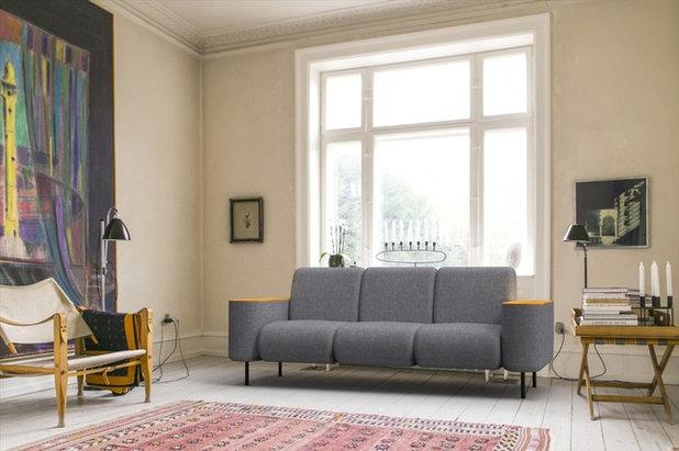 Stuen: Danske sofaer, som er helt aldeles unikke og uimodståelige