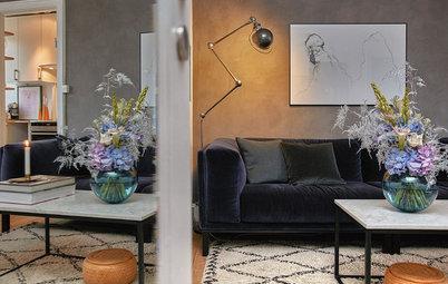Houzz Tour: Smukt og rummeligt Frederiksberg-hjem på 45 kvm