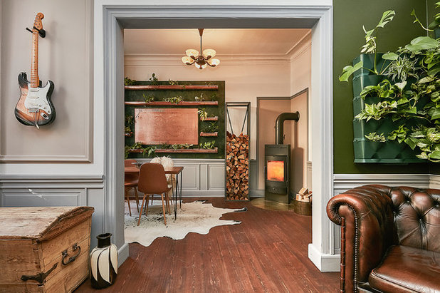 Houzz Tour: Eclectic DIY Apartment in Denmark
