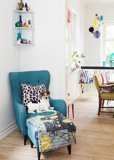 Minimalistisch Wohnbereich by Mia Mortensen Photography