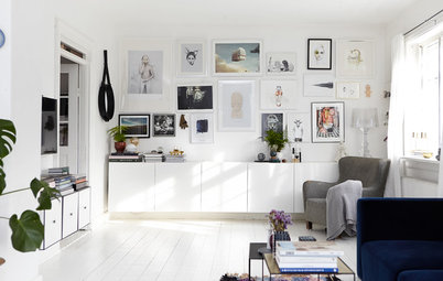 Danish Houzz Tour: A Magazine Editor's Nordic Home