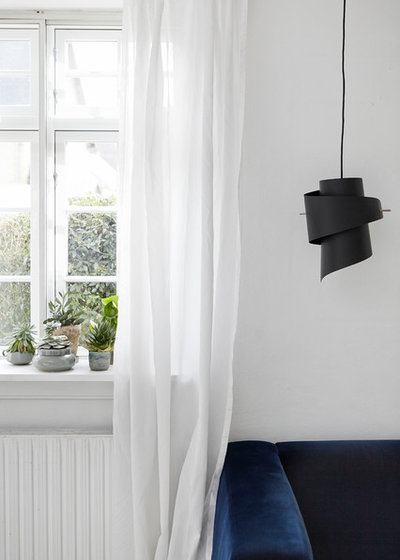 Moderne Dagligstue by Mia Mortensen Photography