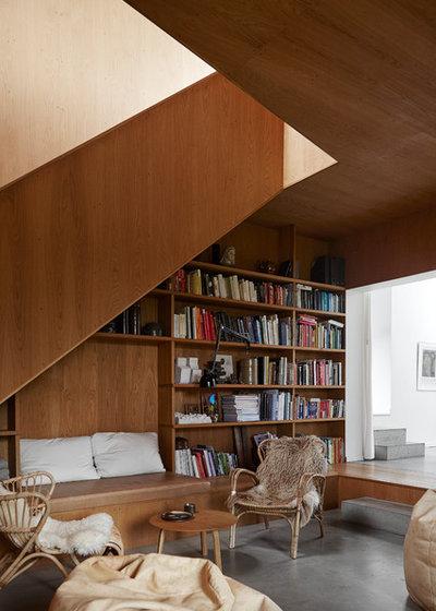 Moderno Salón by Mia Mortensen Photography