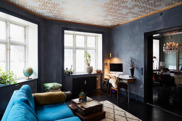Ecléctico Salón by Rasmus Malmstrøm/ Kopenhagen Collective