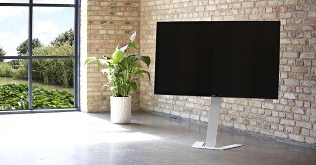 Contemporary Vardagsrum by ipsum, innovation & design ApS