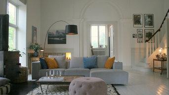 Indretning af villa i København