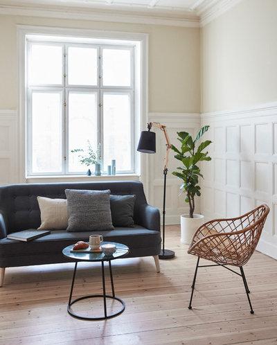 Skandinavisk Vardagsrum by IDÉGÅRDEN LIVING