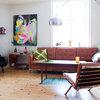 Houzz Tour: Retro og redesign dominerer det funky Nørrebro-hjem