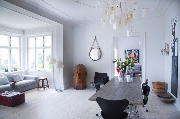 Skandinavisk Vardagsrum by Fotograf Camilla Stephan