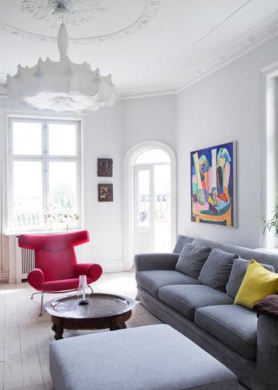 Contemporary Vardagsrum by Fotograf Camilla Stephan