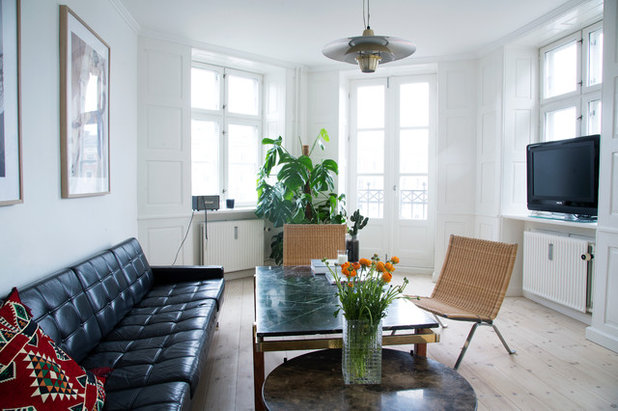 Eklektisk Vardagsrum by Fotograf Camilla Stephan