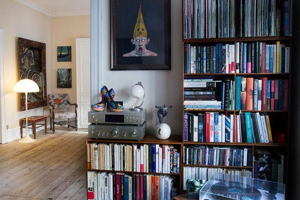 Rustik Vardagsrum by Fotograf Camilla Stephan